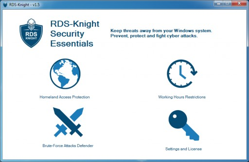 TSplus Presents Its New Add-on to Secure Remote Desktop: RDS-Knight Security Essentials