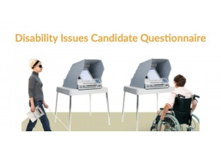 Disability Issues Candidate Questionnaire