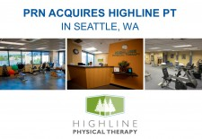 Highline Physical Therapy Acquisition