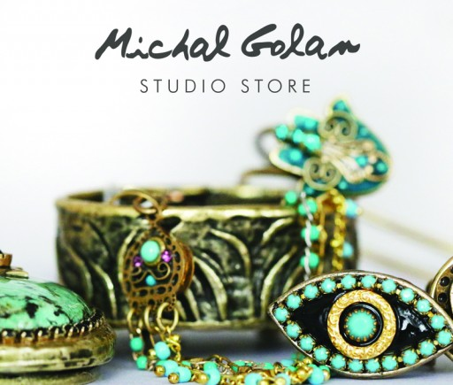 Michal Golan Jewelry Opens New Studio Store and Gallery in New York City