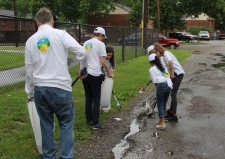 World Environment Day Cleanup in Nashville, Tennessee