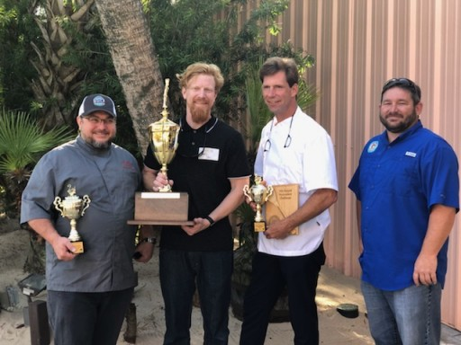 Chef David Pan of Orange Beach Concierge Wins 11th Annual National Shrimp Festival Restaurant Challenge