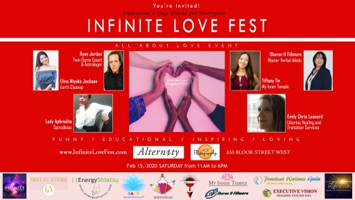 Valentine's Day 'ALL ABOUT LOVE EVENT' - Learn, Play, Mingle and Feel Good