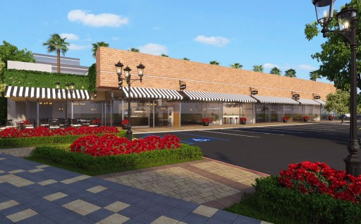 The Pique Properties is Revising the Retail Experience Starting With Anaheim's Platinum Triangle