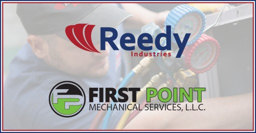 Reedy Industries Acquires Rolling Meadows' First Point