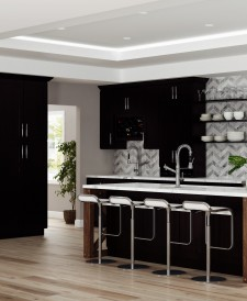 Espresso Kitchen Cabinets On Sale