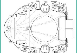 Corporation of Flight, Inc. VF-M1, vertical flyer-military