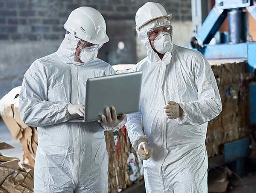 Excessive Decontamination Costs Force Businesses to Create Their Own Rapid-Response Teams