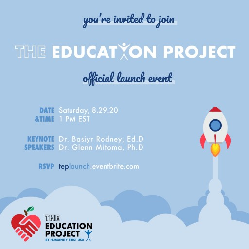Launch of the Education Project by Humanity First USA Tackles Disparities Against Students Due to COVID-19