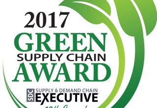Supply & Demand Chain Executive Green Supply Chain Award