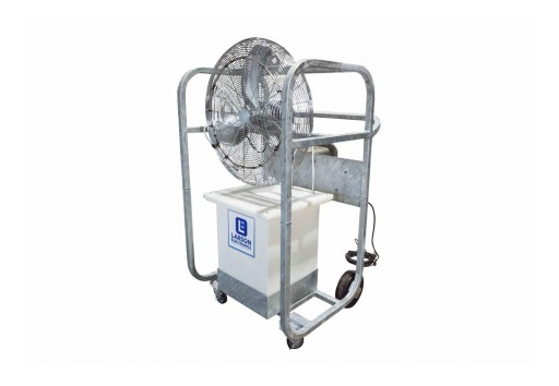 Larson Electronics Releases Explosion Proof Portable Evaporative Cooling System, 34Gal, 8,723 CFM