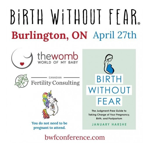 Canadian Fertility Consulting to Sponsor Birth Without Fear MeetUp in Toronto