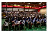 Five thousand students were briefed on the truth about drugs.