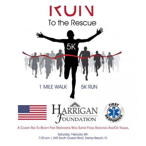The First Annual 'Run to the Rescue 5k Run' Hosted by the Harrigan Foundation Announces Additional Sponsors for Charity Event