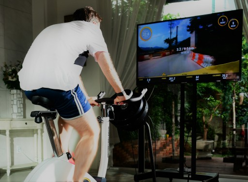 VirchyBike LITE: The VR-Enabled Indoor Bike for Exergaming, Now Available on Kickstarter