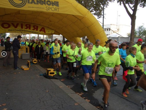 The 5th Happiness Marathon of Turin Achieves Its Goals