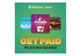 Get Paid to Play Games
