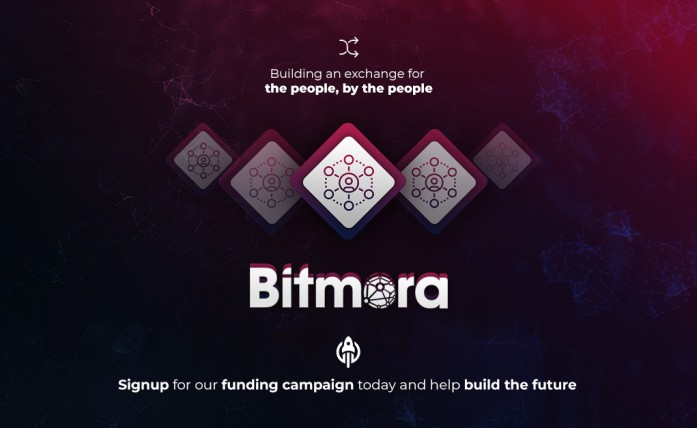 Bitmora Funding Portal Release Banner