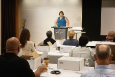 Truth About Drugs training session at the Church of Scientology Los Angeles