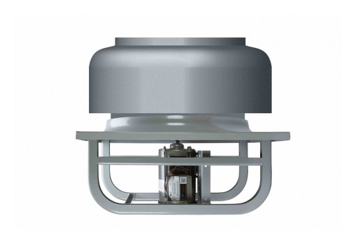 Larson Electronics Releases Flameproof Roof Mounted Exhaust Fan, 220V 50Hz, 2,400 CFM, ATEX, IP66