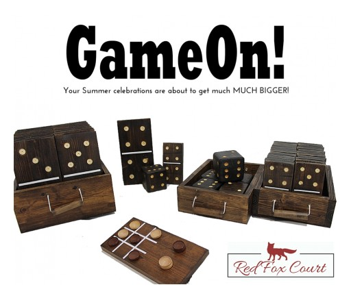 GameOn! Will Make Your Summer Celebrations a Whole Lot Bigger