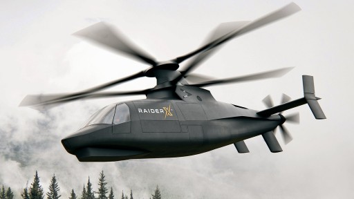 Swift Engineering Selected for the Design and Construction of FARA Airframe for Sikorsky, a Lockheed Martin Company