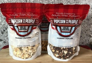 Popcorn for the People Popcorn Bags