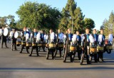 System Blue Professional Drums and The Blue Devils