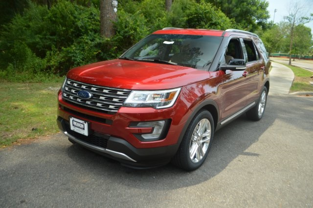 Beach Ford Educates Car Buyers About Ford S Intelligent Suv Systems