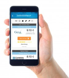 Texas Electricity Ratings Shopping App