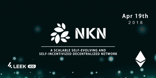 LEEKICO Helps Blockchain Network Connectivity Project NKN to Close Successful Crowdfunding