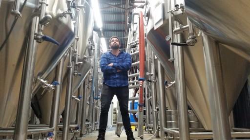 Garage Project's Kieran Burns Brings Award-Winning Pedigree to Warfield Brewery in Ketchum