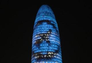 TravelPerk in the Barcelona Skyline