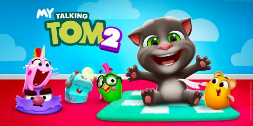 Outfit7 Releases the Most Interactive Virtual Friend Mobile Game Ever - My Talking Tom 2
