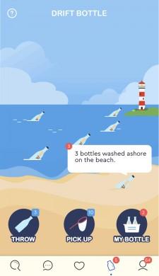 Bottle Drift
