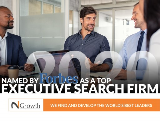 N2Growth Named by Forbes as Top Executive Search Firm