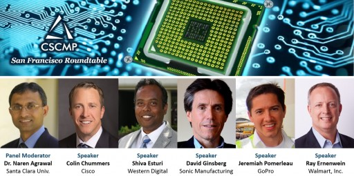 Western Digital Announced as CSCMP San Francisco Roundtable 'High-Tech' Event Sponsor