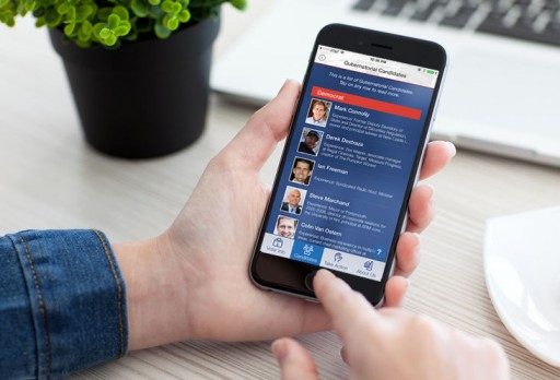 "Citizens Count, New Hampshire's Live Free or Die Alliance Launches New Free Mobile App ""NH Voter Guide 2016"""