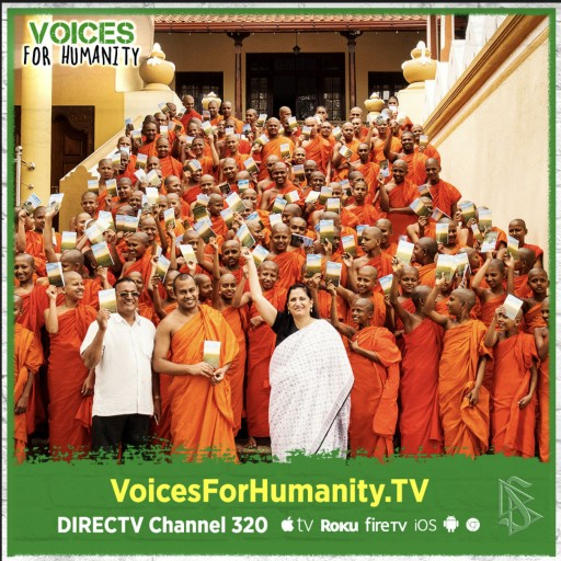 VOICES FOR HUMANITY Shows a Way to Peace With Naseema Qureshi
