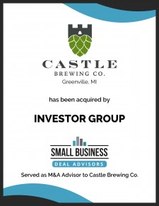 Castle Brewing Tombstone