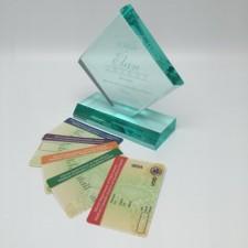 ABnote Cannabis ID Card Award Winner