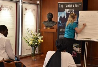 Truth About Drugs workshop