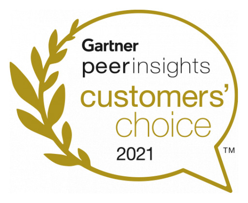 4me Recognized as a 2021 Gartner Peer Insights Customers' Choice for IT Service Management Tools