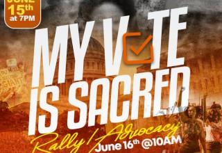 Faith Leader D.C. Event This Week