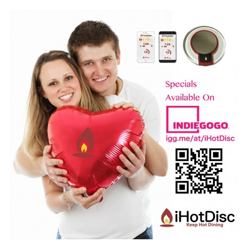 iSmart Digital Corporation's 'iHotDisc' Holds Its Crowdfunding Campaign on Indiegogo