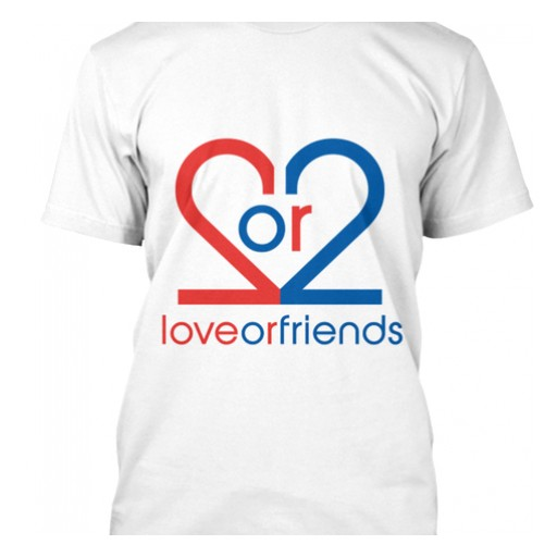 Loveorfriends: An App, a T-Shirt and Now Also an Online Store