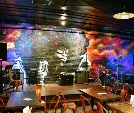 New Lounge Featuring Jamaican and American Comfort Food Local Art, Live Music & Events Comes to Park Slope, BK