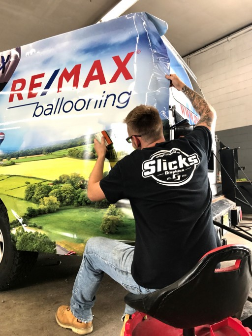 Slicks Graphics Presents the Ultimate Guide to Vehicle Wraps