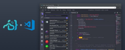 Coder Update: Full VSCode in the Browser