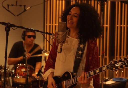 Singer, Songwriter and Guitarrist  Eljuri Is Currently Recording Her Third Studio Album to Be Released This October